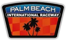 Palm Beach International Raceway Logo